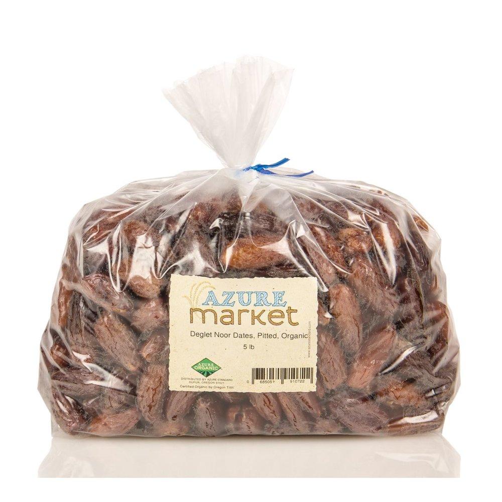 Organic Pitted Deglet Noor Dates