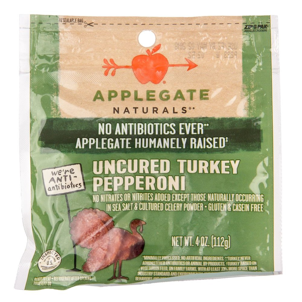 Applegate Turkey Pepperoni