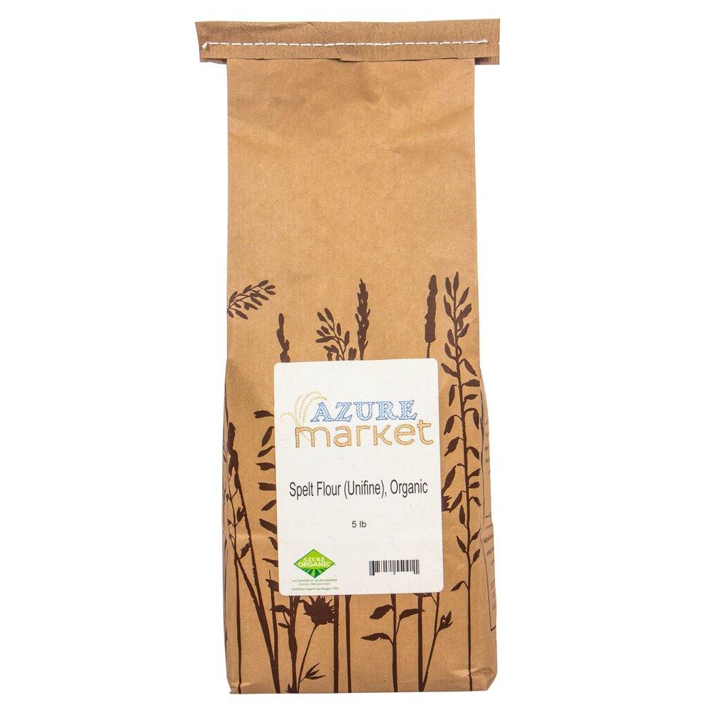 Organic Spelt Flour, UniFine