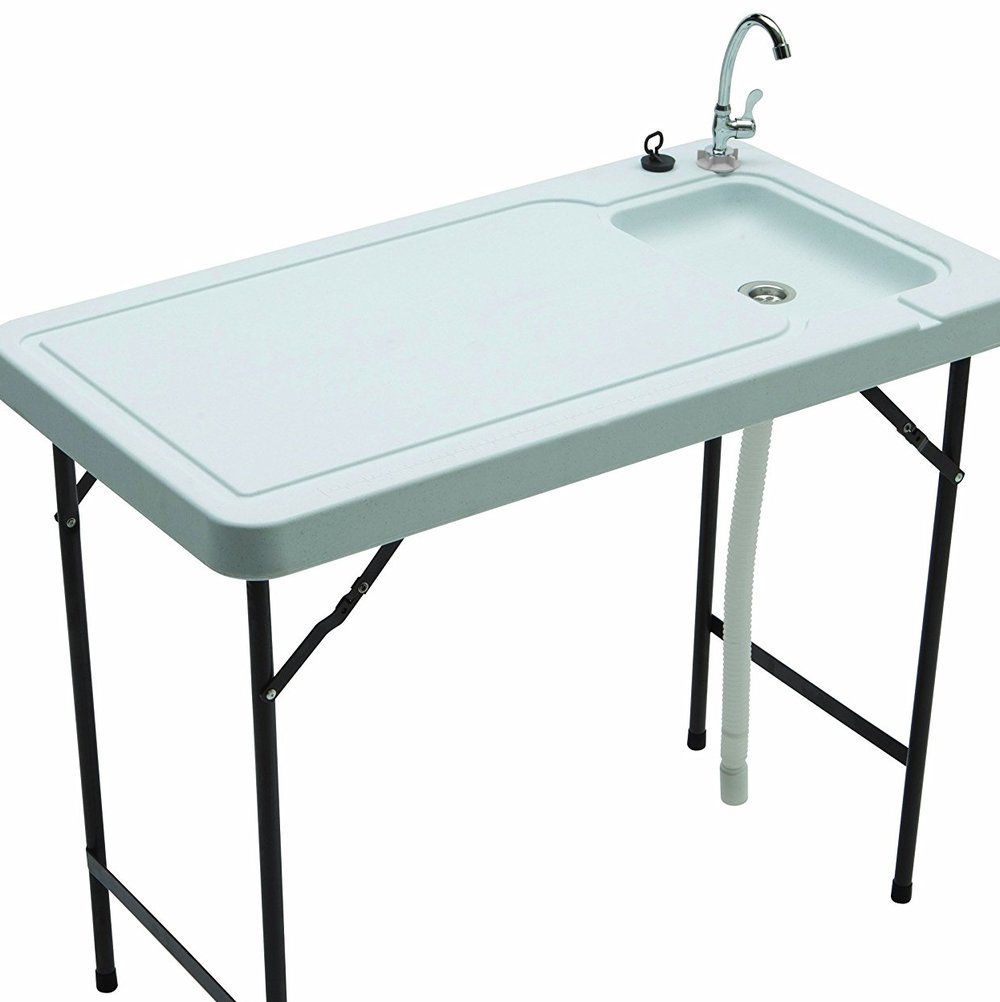 Tricam Outdoor Fish & Game Cleaning Table