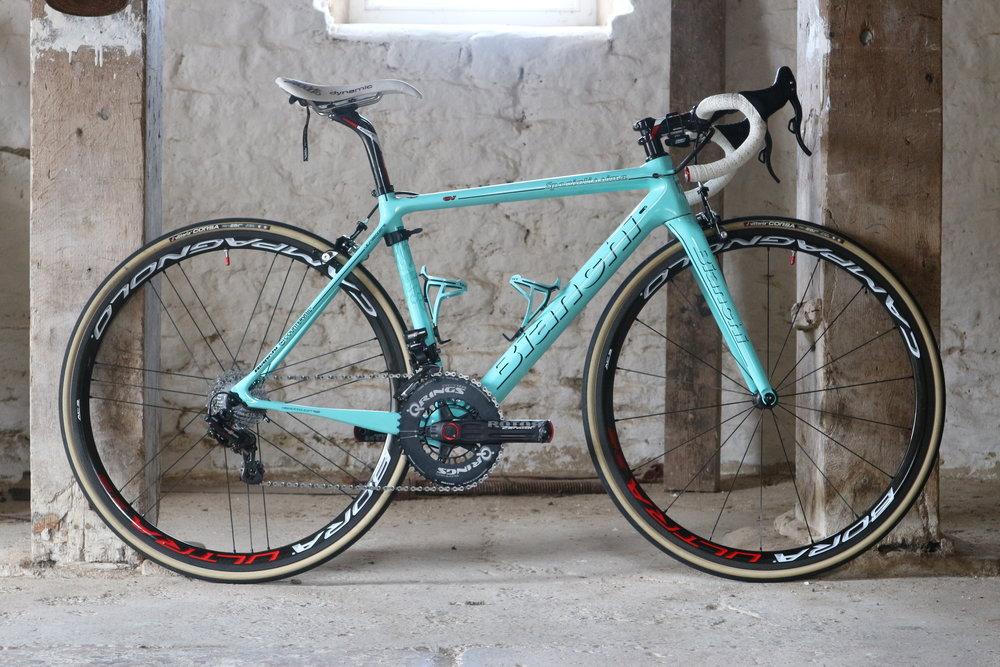 Rays Specialissima - A pure climbers bike