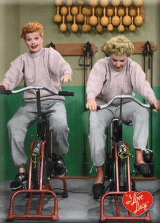 I LOVE LUCY bikes.jpg
