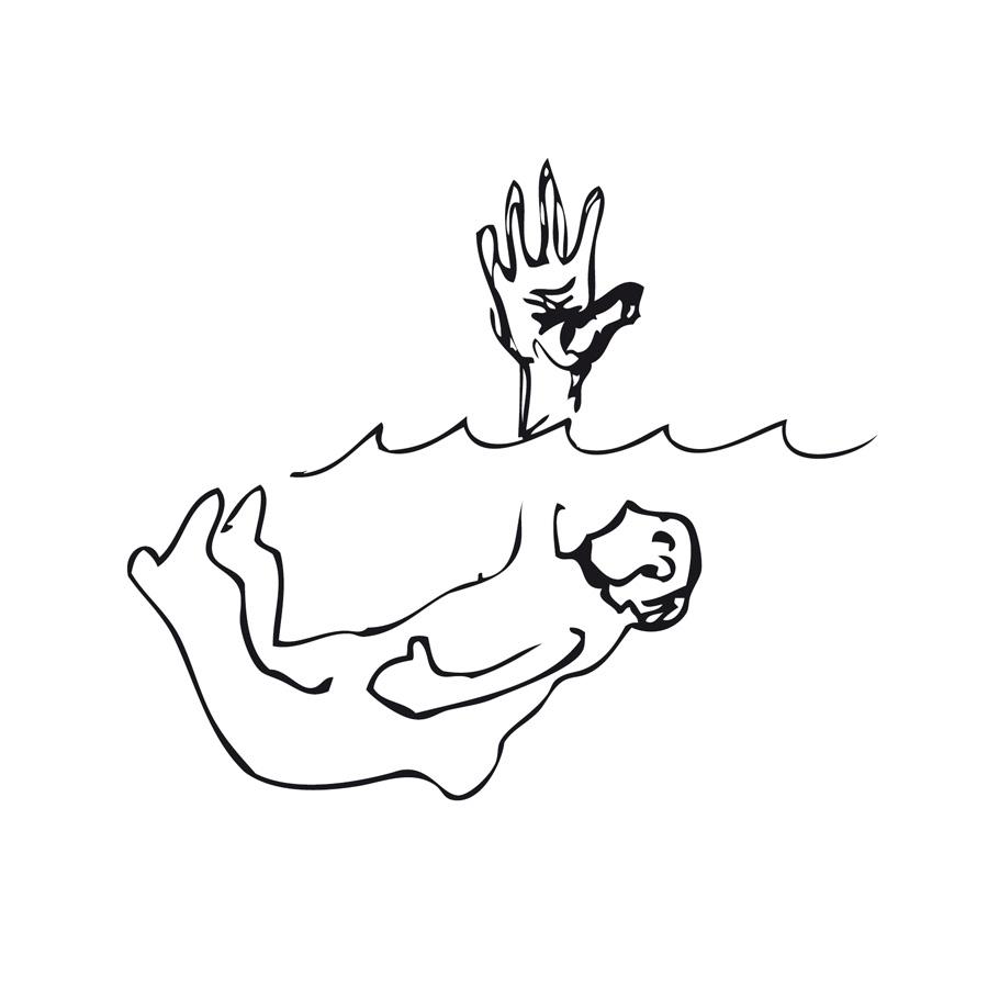 Hand & Water