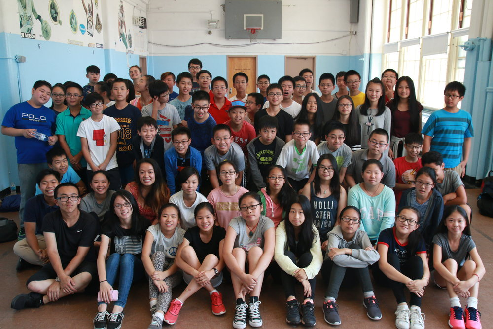 - New York Asian Americans United (NYAAU) has served over 3000 families in the past years with our after school program at PS101 to our summer programs at IS187 and PS101.