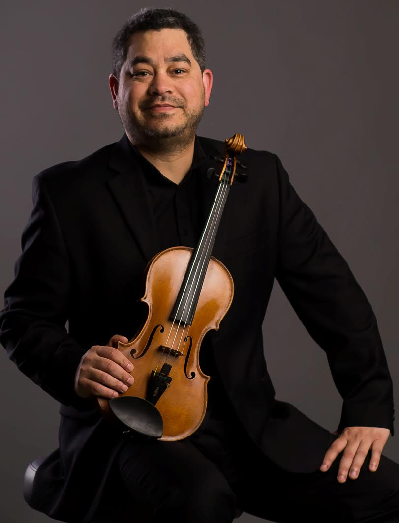 Stephen Chong, violin - Stephen has enjoyed a 25-year career as a professional violinist and is happy to call Oregon his home. Since finishing college he has been a member of Eugene's classical scene playing with the Eugene Symphony, Eugene Symphony's Connect String Quartet, Oregon Mozart Players, Eugene Opera, and is a frequent sub with many other professional groups on the West Coast. Along with keeping busy as an active chamber musician and teacher, Stephen is also President of the Local 689 Musicians Union and serves as an advocate for music education and live music in the community.