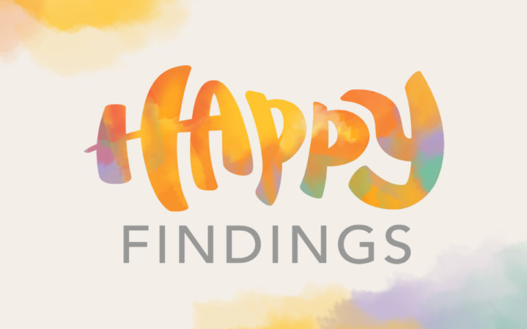 Happy Findings