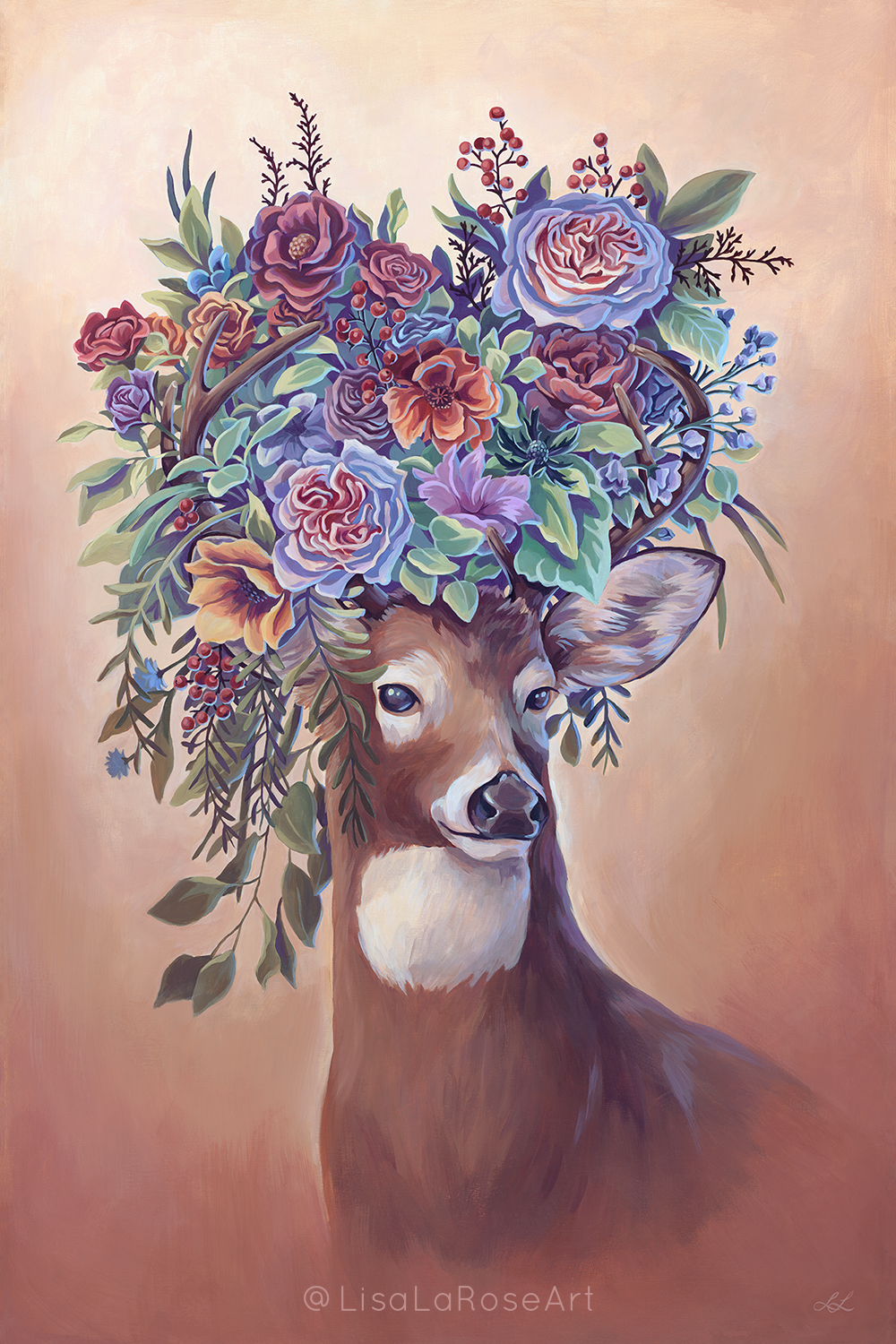 Flowers for my Deer