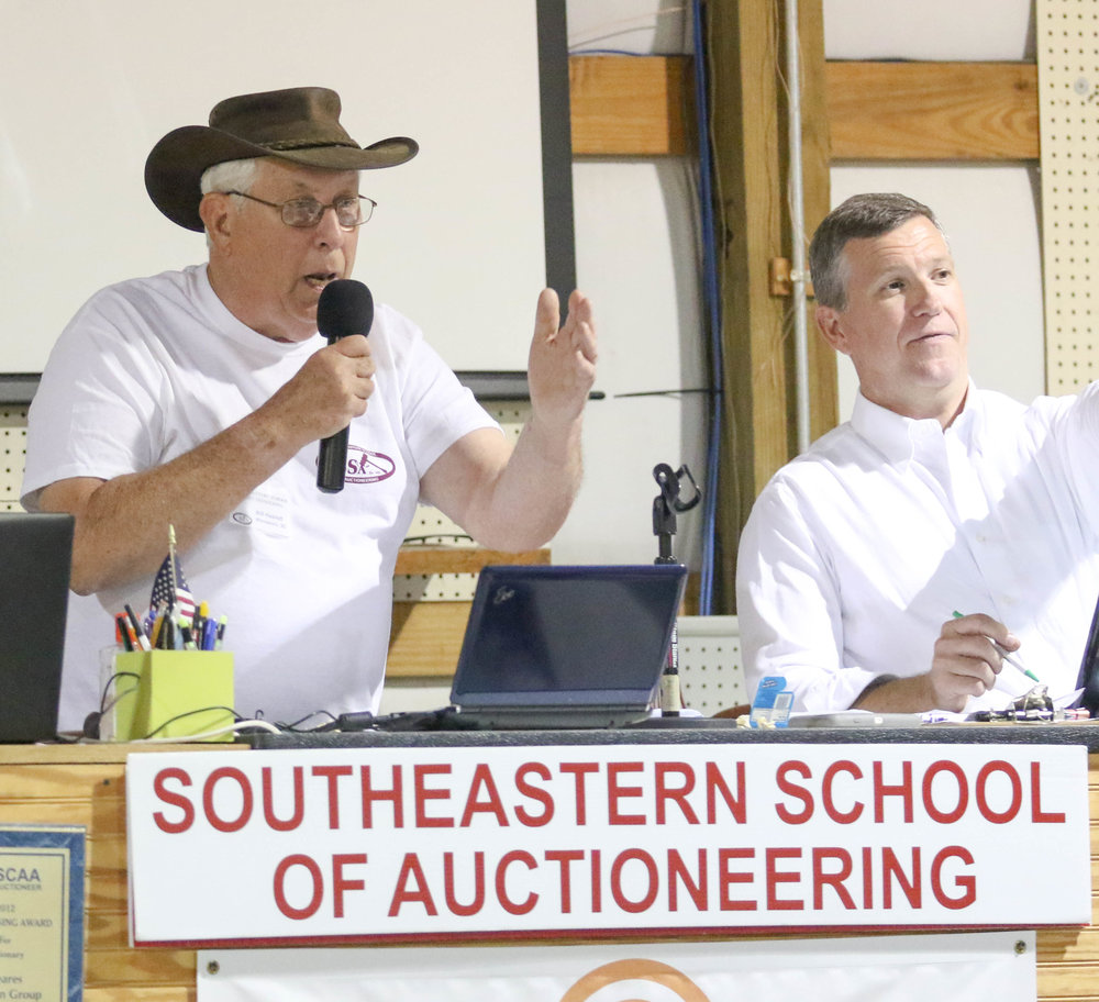 Auctioneering