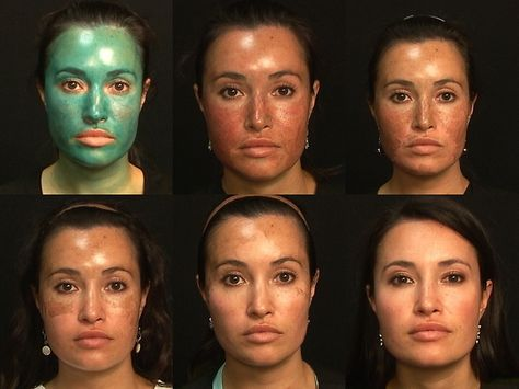 Chemical-Peel-Process