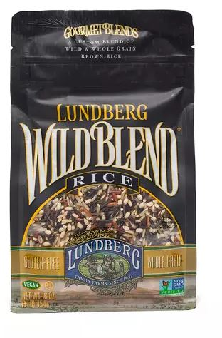 This is a great alternative to your traditional brown rice. It's super tasty and gluten free.