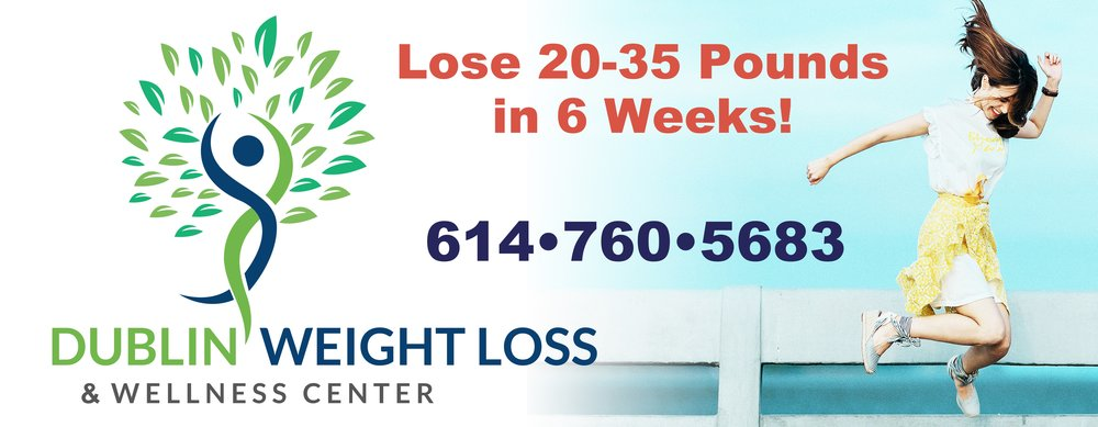 Dublin Weight Loss Best Healthy Diet Program To Lose 20 35lbs Fast