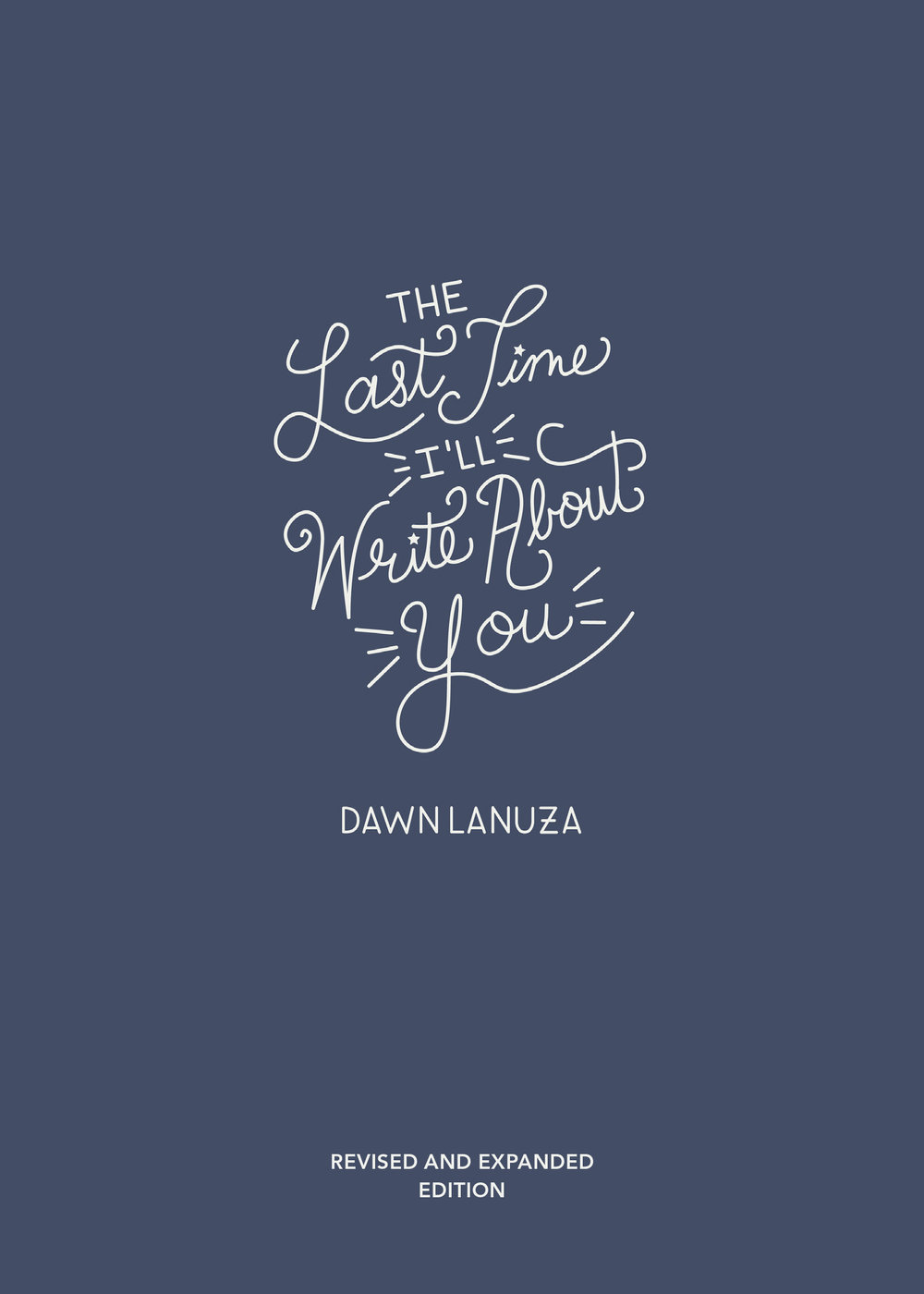 Cover - Last Time I'll Write About You.jpg