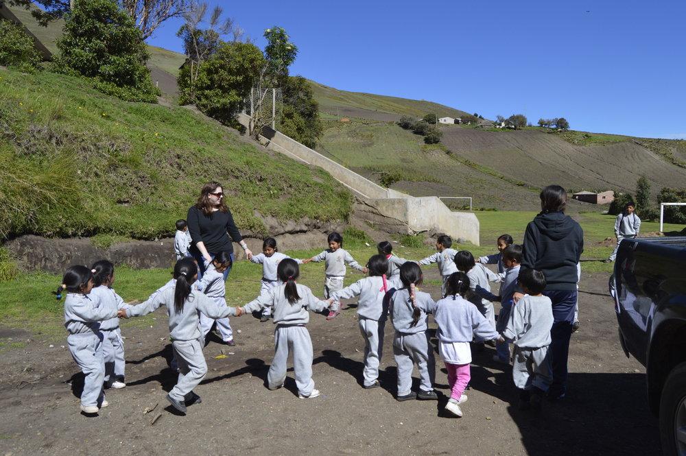 VHI Field Program in Ecuador