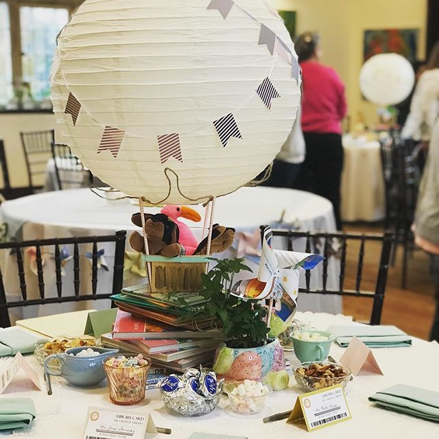 We hosted the CUTEST baby shower ever this past weekend! Grandma went all out on handmade decor and we provided an afternoon tea menu. There's was so much love and life here at Carnegie Library! #carnegielibraryevents #babyshowerdecor