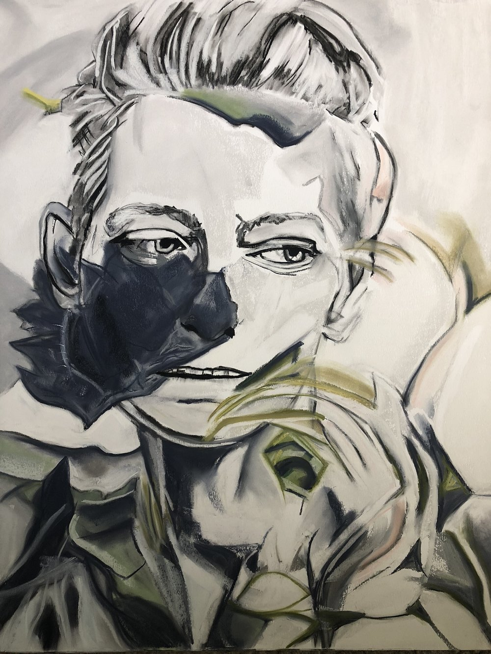 Tilda with Roses