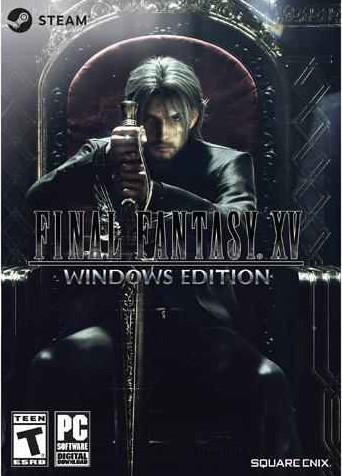 FINAL FANTASY XV Windows Edition [Online Game Code] - $41.99 - $8 off or 16%