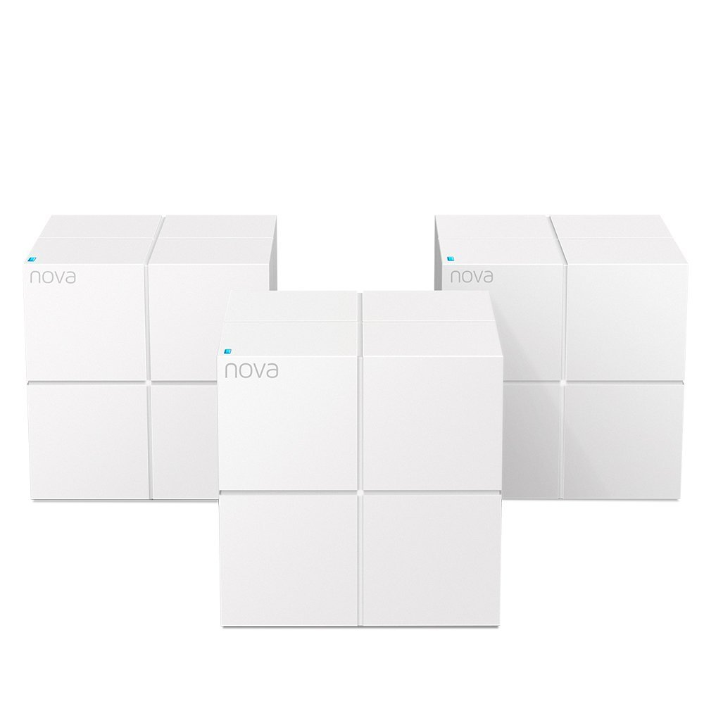 Tenda Nova MW6 (3-pack) Mesh Router WiFi System - $169.99 - $30 off or 15%