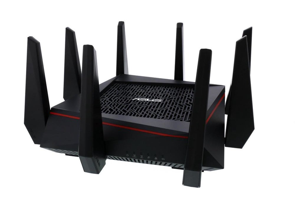 ASUS AC5300 Wi-Fi Tri-band Gigabit Wireless Router - $229.99 after Promo code EMCEERR65 - $120 off or 34%
