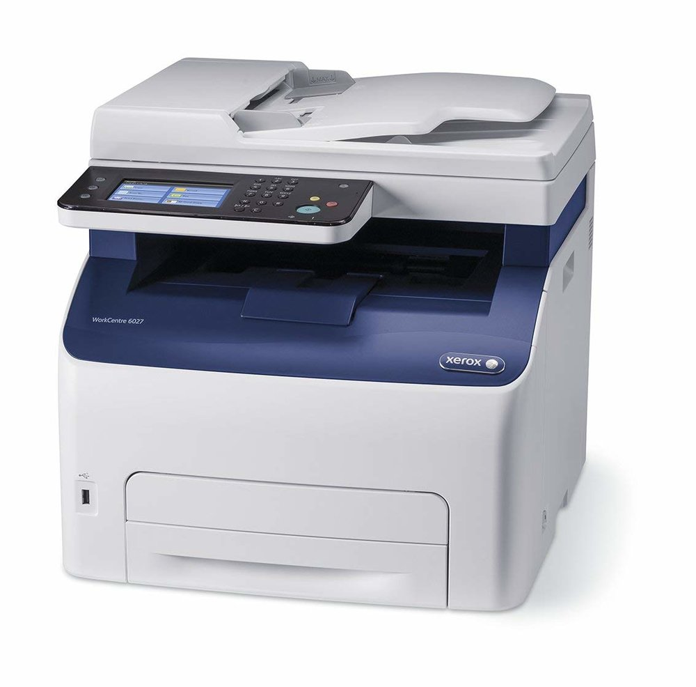 Xerox WorkCentre 6027/NI Wireless Color Multifunction - $166.47 - $262.53 off or 61%