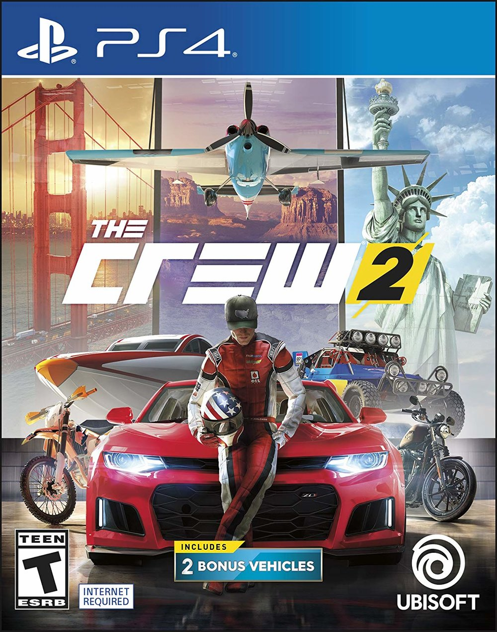 The Crew 2 - PlayStation 4 - $38.99 - $21 off or 35%