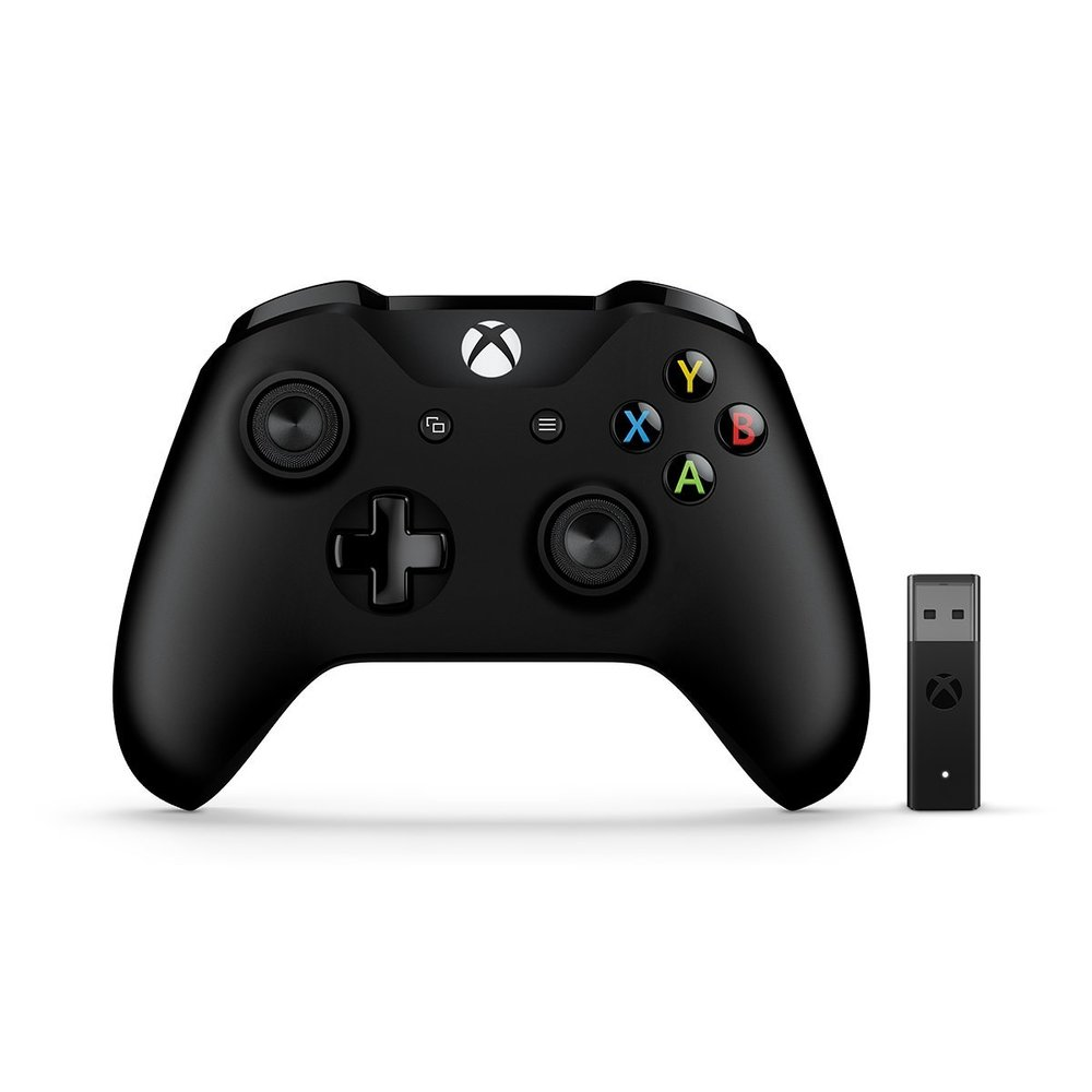 Microsoft Xbox Wireless Controller + Wireless Adapter - $53.45 - $26.50 off or 33%