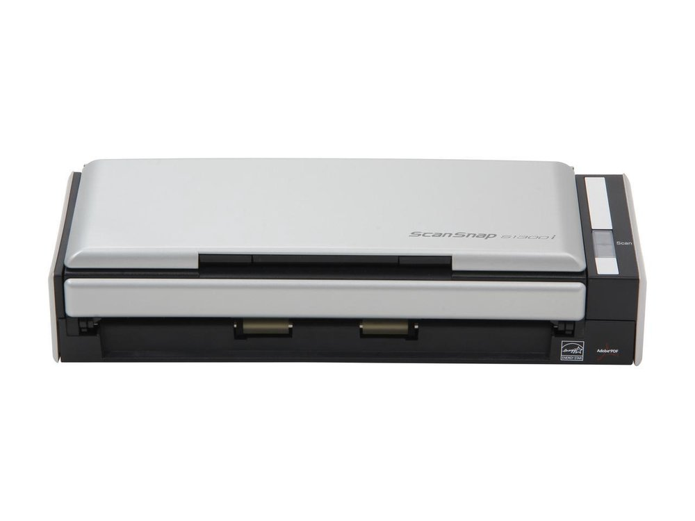 Fujitsu ScanSnap S1300i USB Color Document Scanner - $244.99 - $50.01 off or 17%