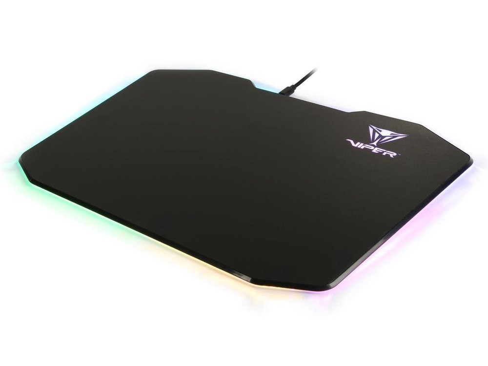 Patriot Viper Gaming LED Mouse Pad - $24.99 - $35 off or 58%