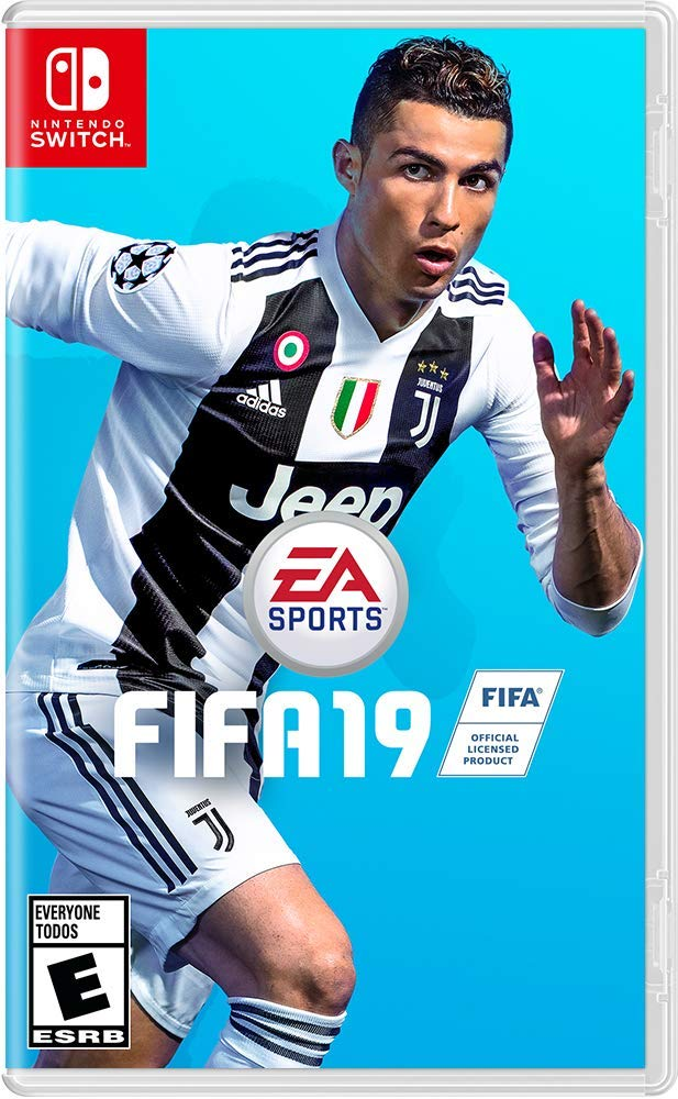 FIFA 19 - Nintendo Switch - $54.73 - $5.26 off or 9%