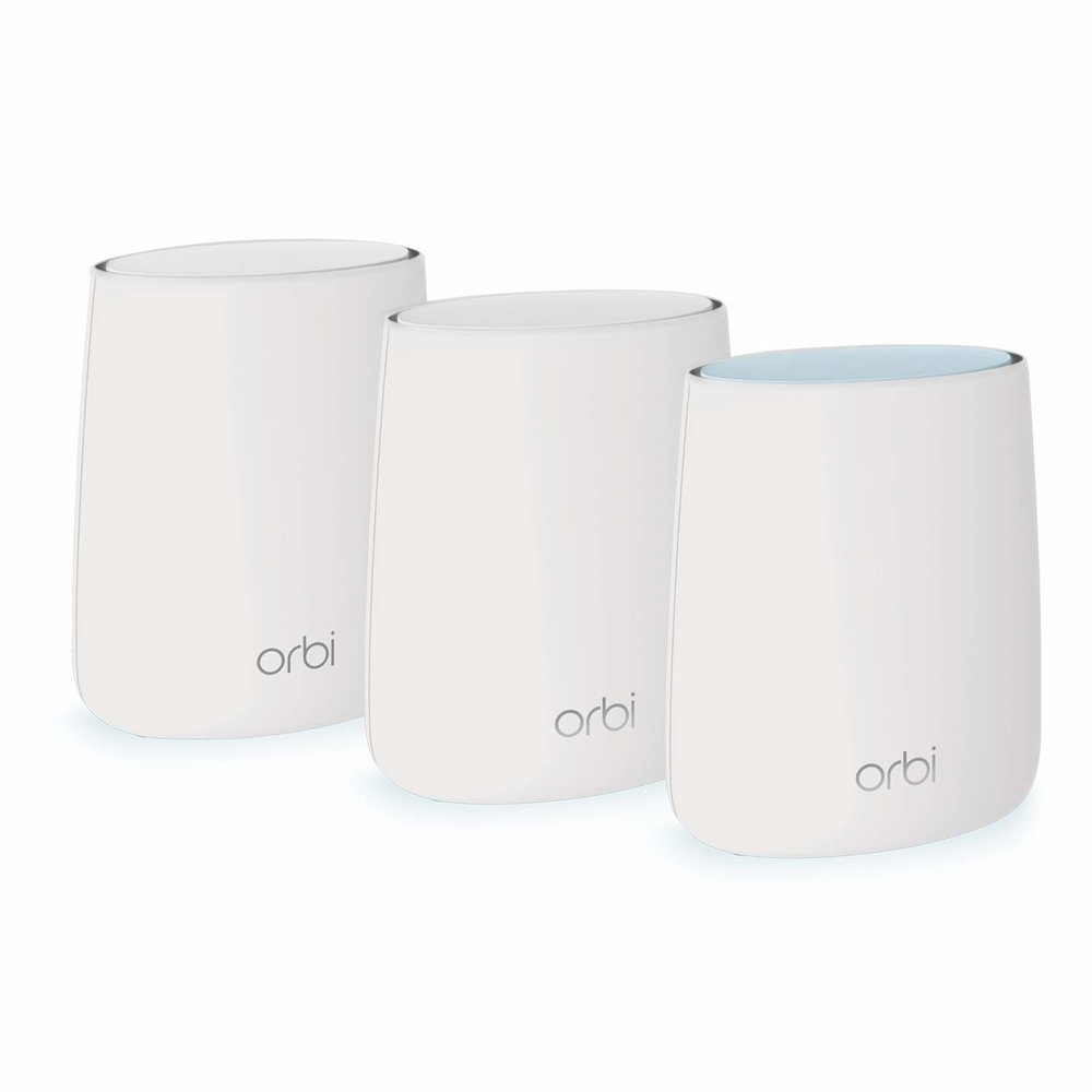 Netgear RBK23-100CNS Orbi AC2200 Whole Home Mesh Wi-Fi System - $249.99 - $50 off or 17%