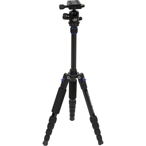 Davis & Sanford Traverse TR-553-228 Compact Aluminum Tripod with Ball Head - $49.95 - $50 off or 50%