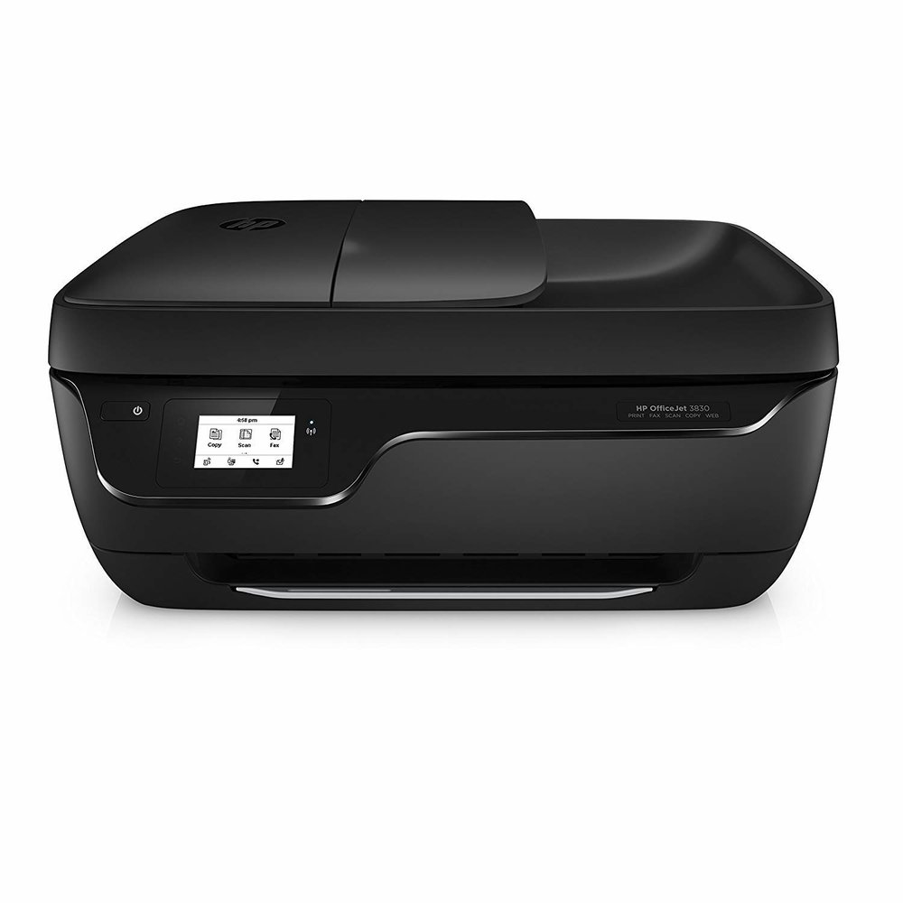 HP OfficeJet 3830 Duplex Wireless/USB Color Inkjet All-In-One Printer - $49.99 - $30 off or 38%