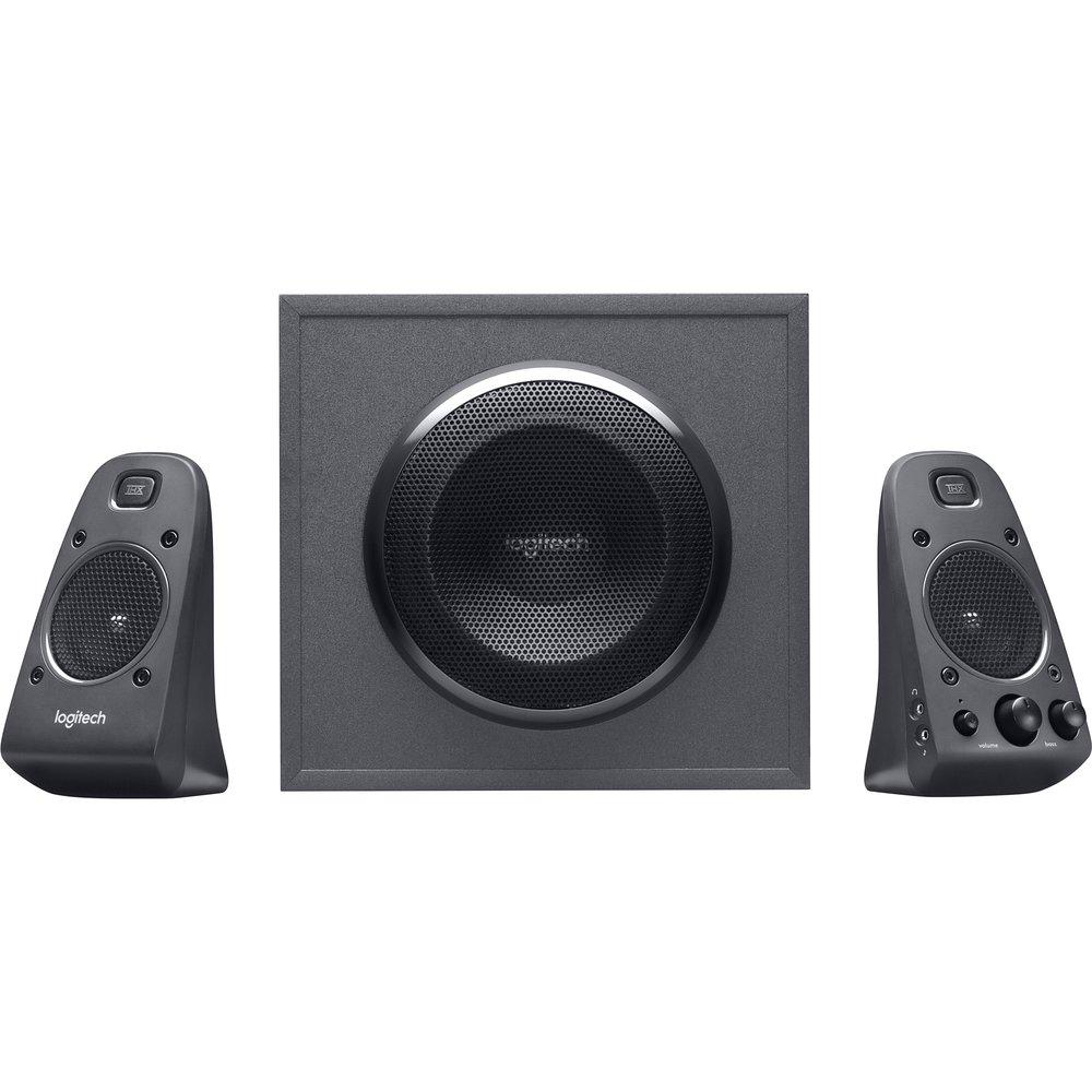 Logitech Z625 Speaker System with Subwoofer - $125.99 - $44 off or 26%
