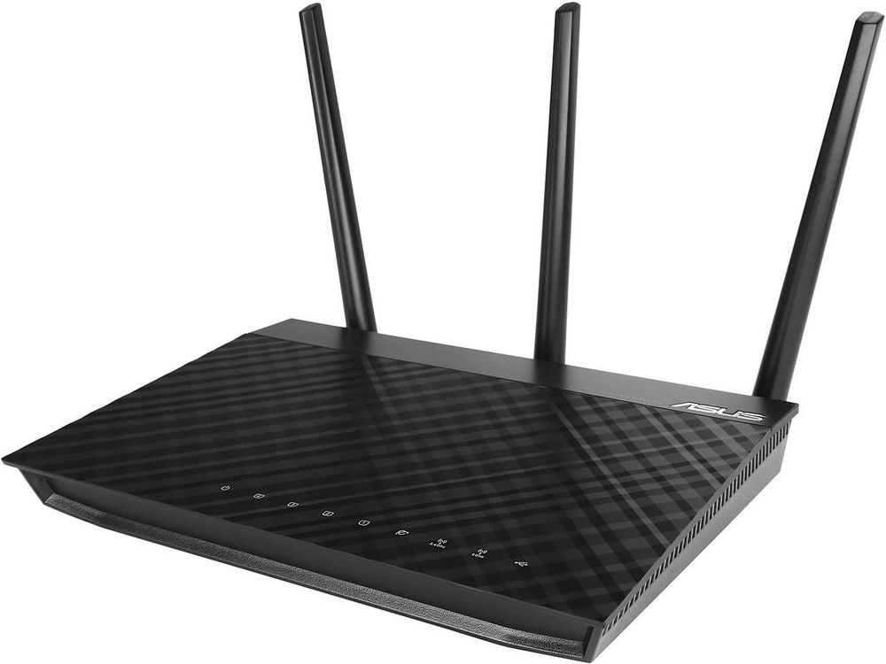 ASUS RT-N66R Dual-Band Wireless-N900 Gigabit Router - $49.99 after Promo code EMCEERE45 - $40 off or 44%