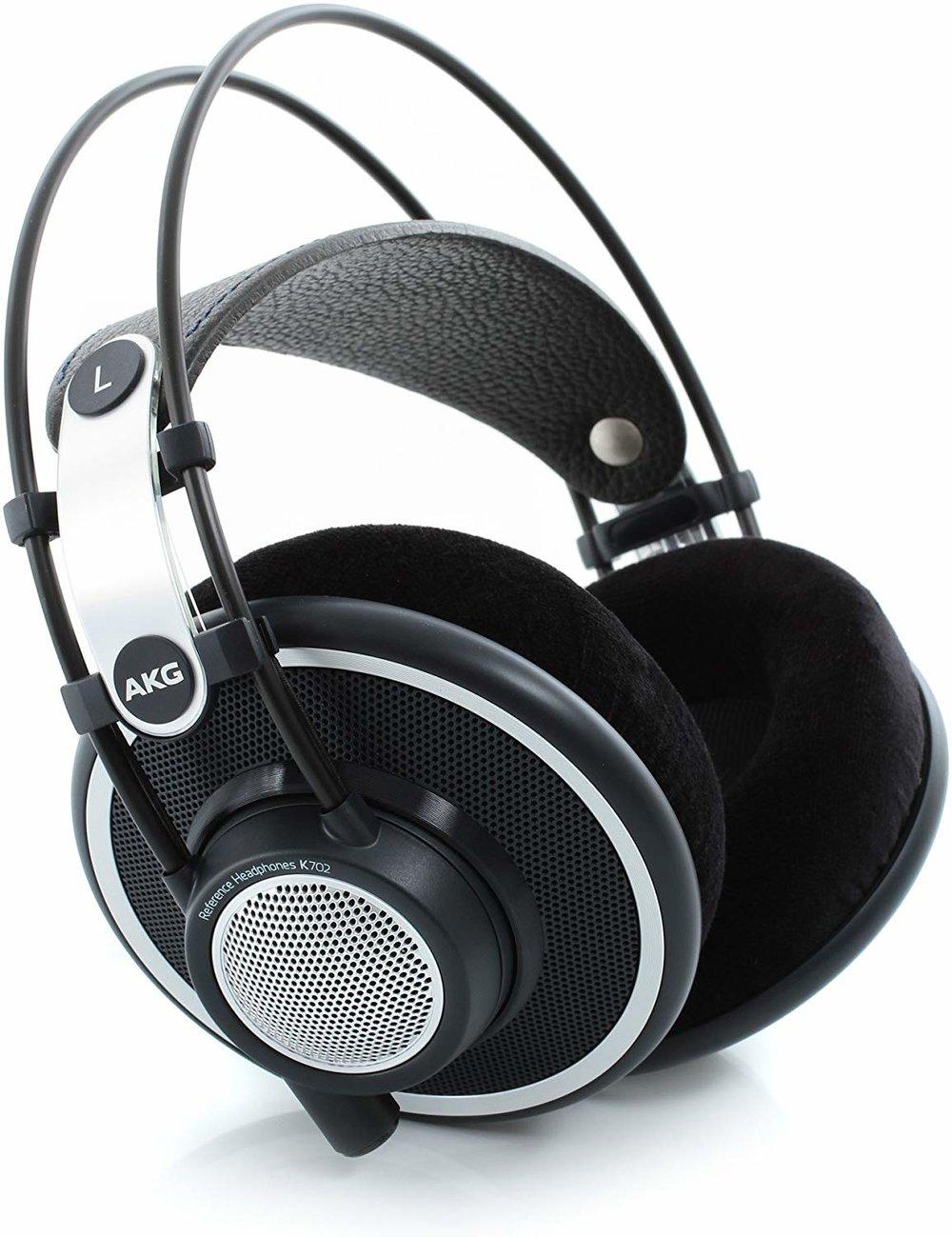 AKG K702 Pro Audio Professional Headphones - $236.99 - $112.01 off or 32%