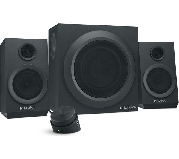 Logitech Z337 Bluetooth Wireless 2.1 Speaker System - $69.99 - $30 off or 30%