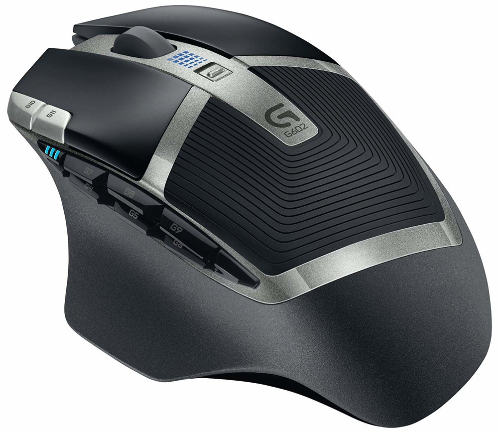Logitech G602 Wireless - $29.99 - $50 off or 63%