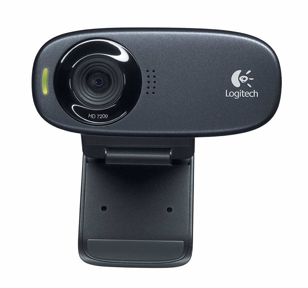 Logitech HD Webcam C310 - $27.36 - $22.63 off or 45%