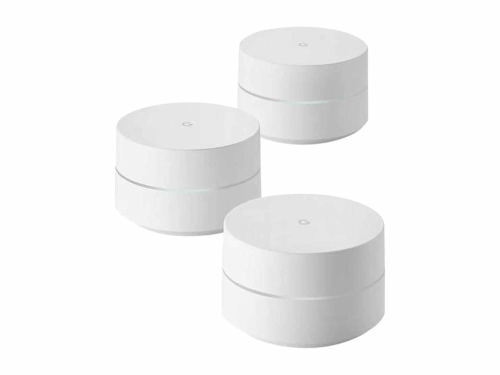 Google WiFi system, 3-Pack - $249 - $50 off or 17%