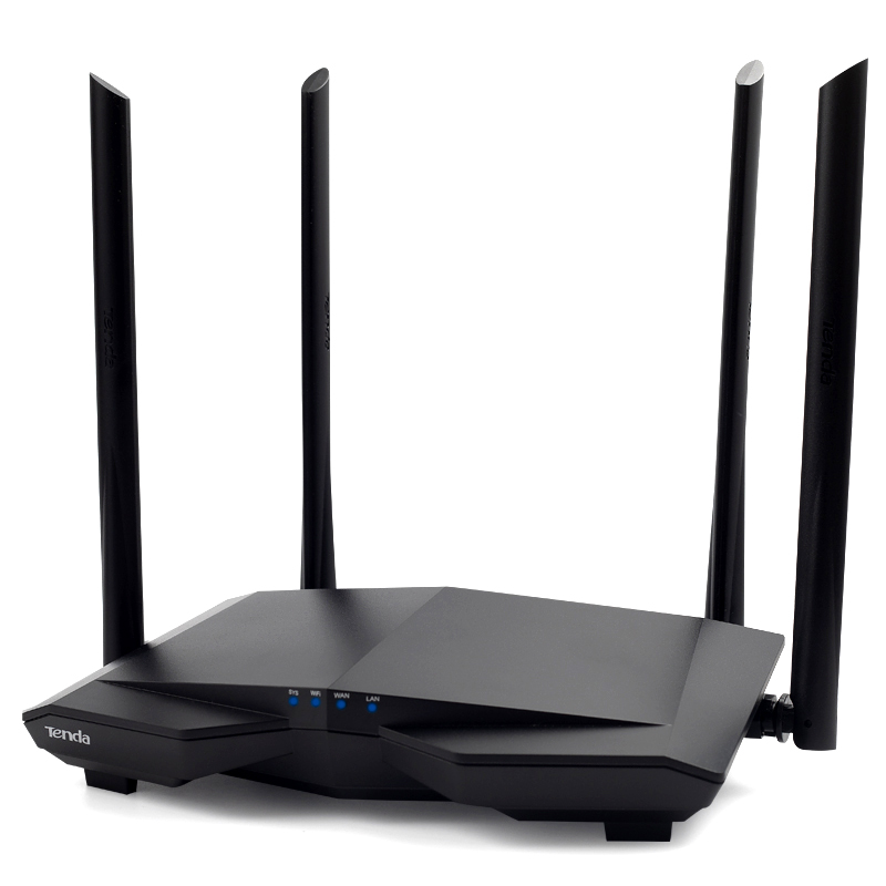 Tenda AC6 AC1200 Dual Band WiFi Router with Smart App - $26.07 after coupon - $23.92 off or 48%