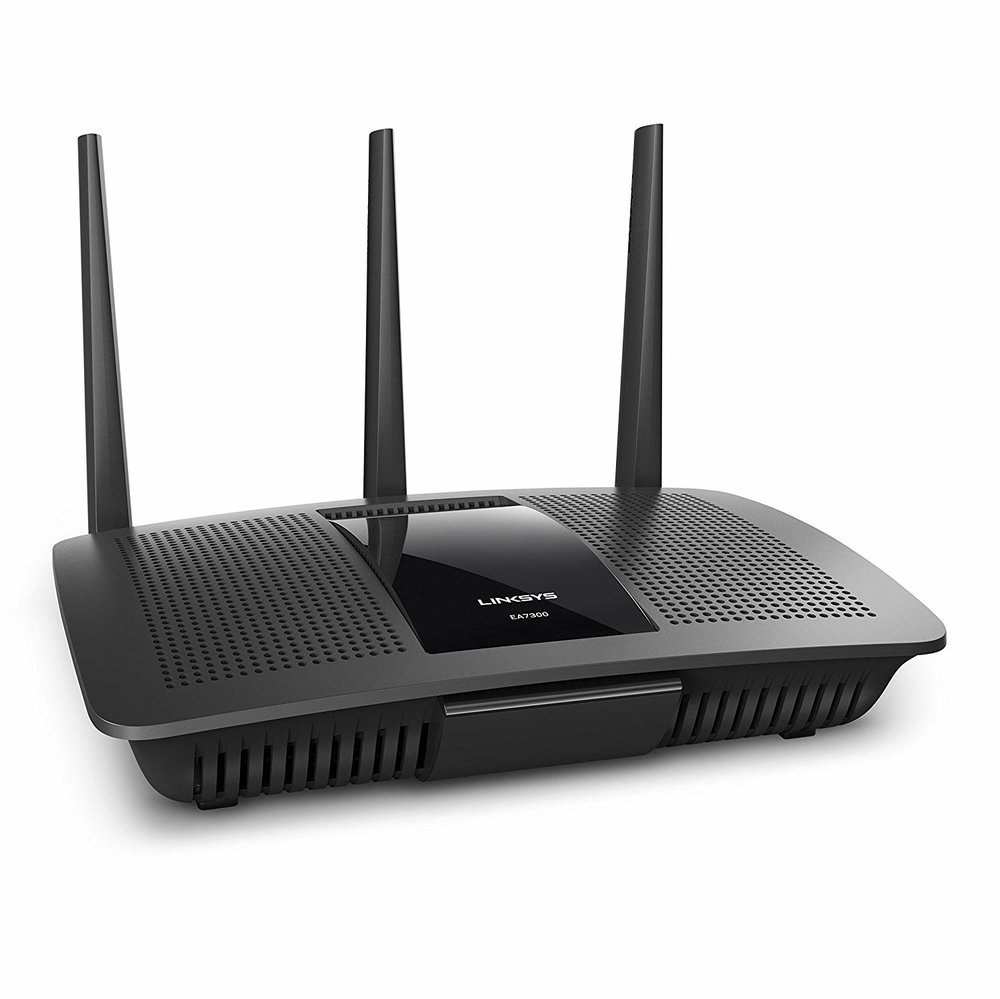 Linksys EA7300 MAX-STREAM AC1750 MU-MIMO Gigabit WiFi Router - $99.99 - $30 off or 23%