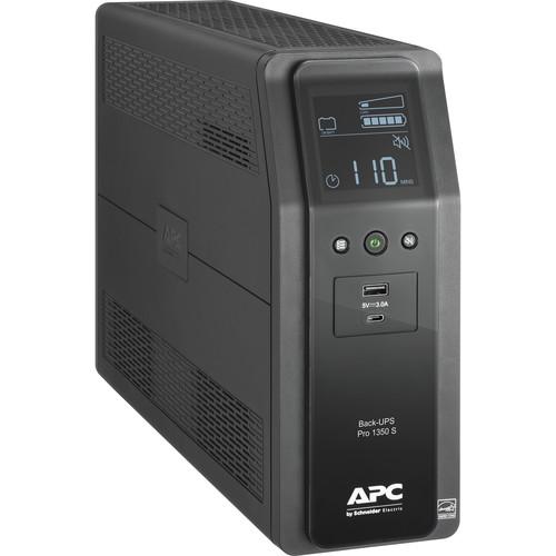 APC BR1350MS Back-UPS PRO BR 1350VA - $159.99 - $88 off or 35%