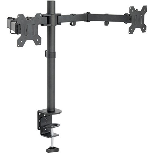 VIVO Dual Monitor Desk Mount Stand (STAND-V002) - $32.99 - $10 off or 23%