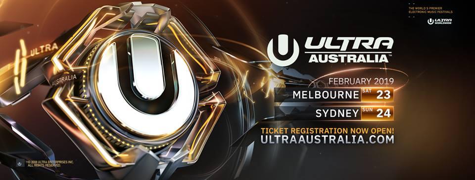 Ultra Australia Tickets On Sale Now