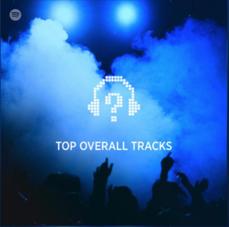 Top Overall Tracks