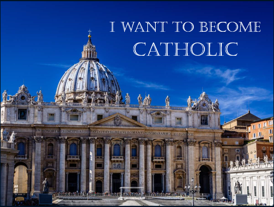 Becoming Catholic | RCIA