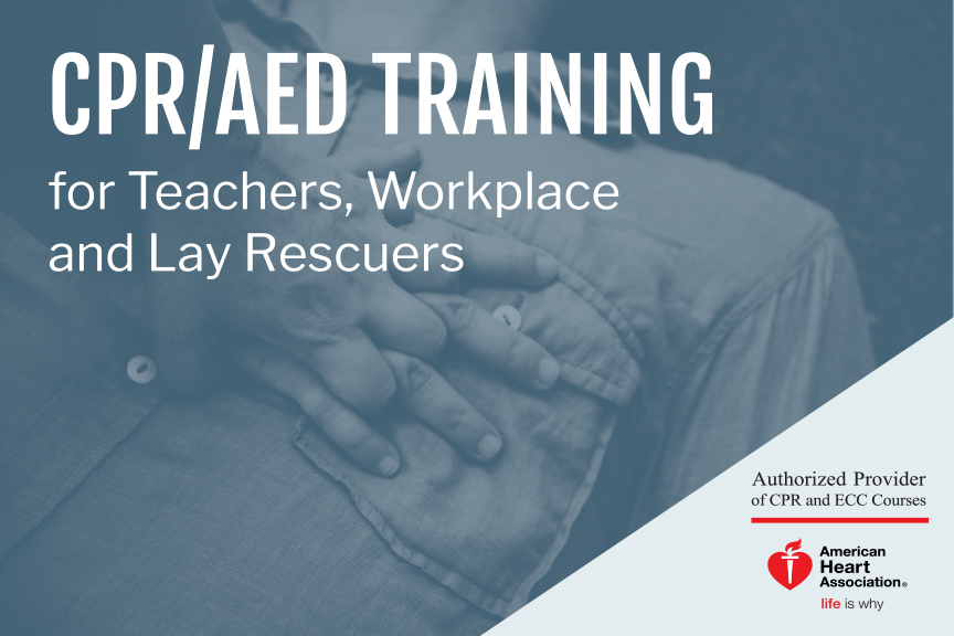 CPR/AED Certification Training — SMRT Florida
