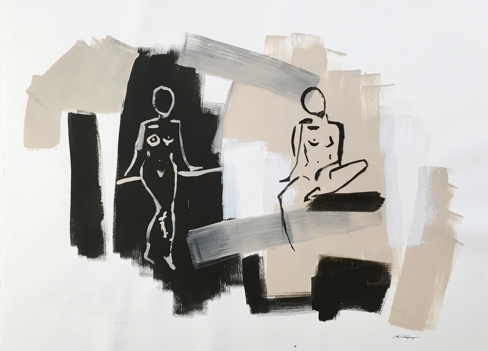 Nude Duo I