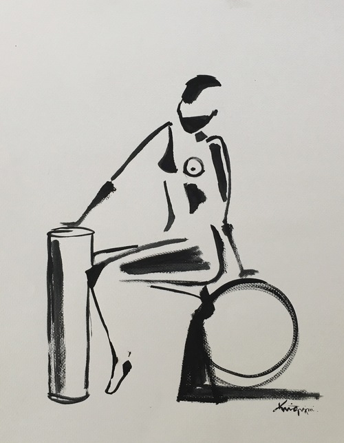 Ink Nude No.4