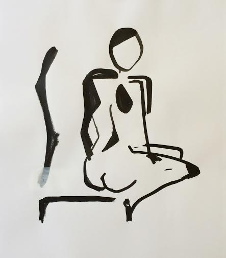Ink Nude No. 2