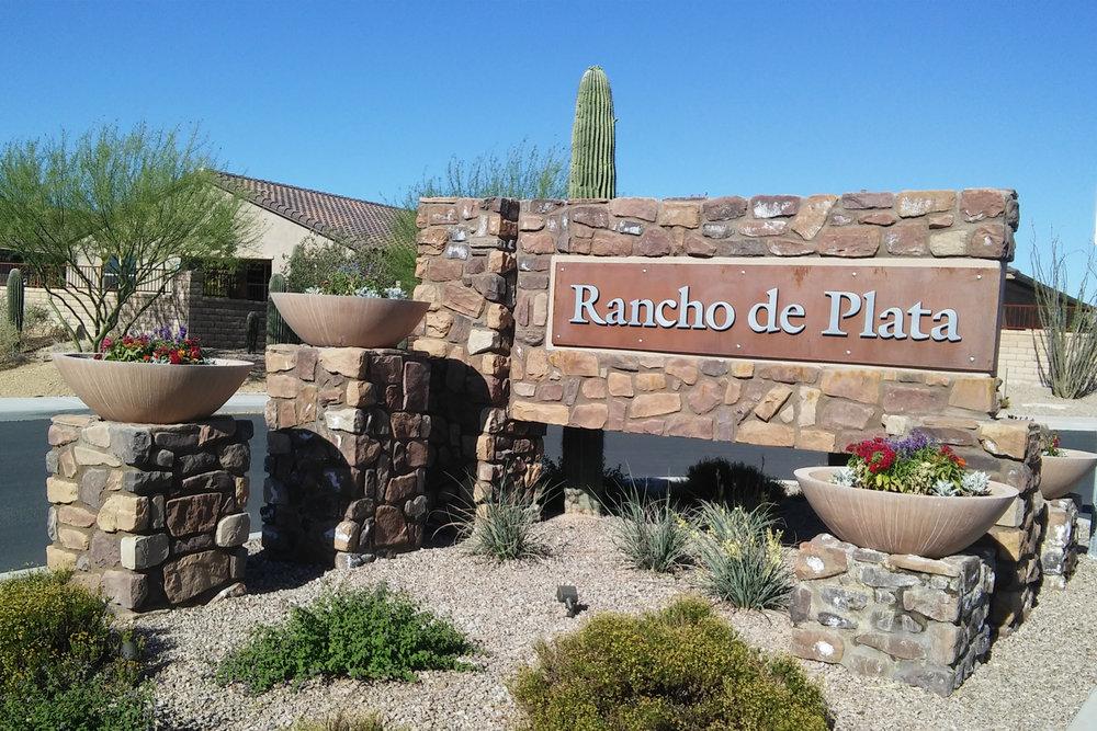 Rancho de Plata Monument.jpg